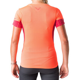 Dynafit Vertical 2 SS Tee Women fluo coral